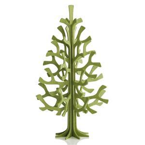 ステーショナリー グリーティングカード ミニツリー 14cm ライトグリーン