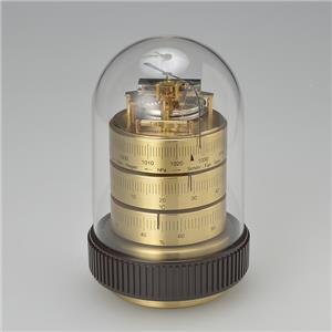温湿気圧計 ゴールド
