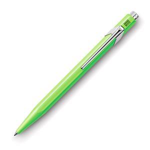 ボールペン 849 POPLINE 蛍光グリーン