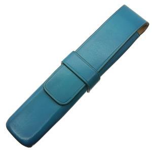 ペンケース 1本用 ライトブルー