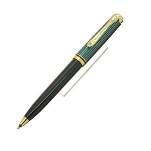 ボールペン スーベレーン K300 緑縞