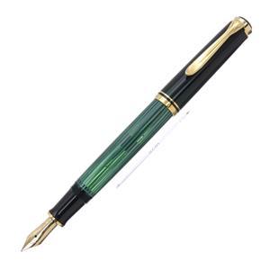 万年筆 スーベレーン M400 緑縞 M [ペン先#500]