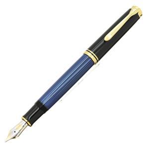 万年筆 スーベレーン M800 ブルー縞 M
