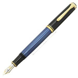 万年筆 スーベレーン M400 ブルー縞 M