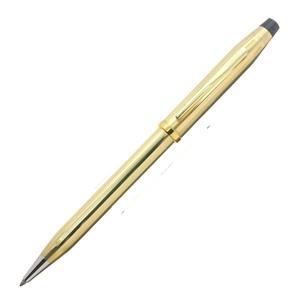ボールペン センチュリーII 10金張