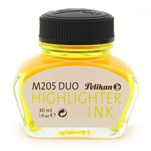ボトルインク 「M205 DUO デモンストレーター イエロー」用 ハイライターインク 30ml