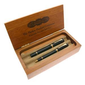 セット 創業100周年 デュオフォールド センテニアル 万年筆(B)+ボールペン
