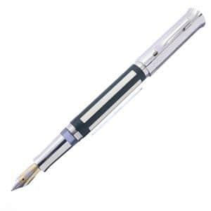 万年筆 ペン・オブ・ザ・イヤー2006 マンモスアイボリー&エボニー M