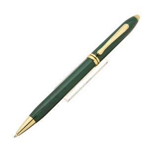 ボールペン タウンゼント マーブルグリーンラッカー