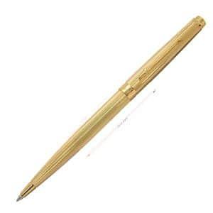 ボールペン #75 プラスヴァンドーム ゴールド ミルレ