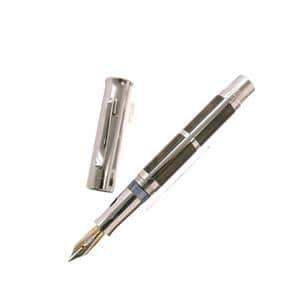 GRAF VON FABER-CASTELL グラフフォンファーバーカステル 万年筆 ペン・オブ・ザ・イヤー2007 ストーンウッド M メイン
