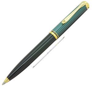 ボールペン スーベレーン K600 緑縞