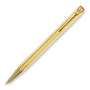 メカニカルペンシル エクリドール シェブロン ゴールド 0.7mm