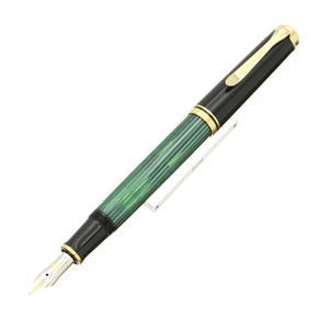 万年筆 スーベレーン M400 緑縞 M