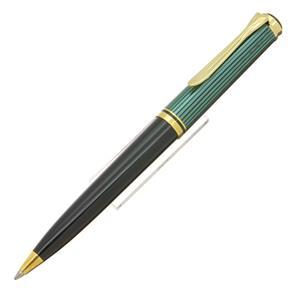 ボールペン スーベレーン K800 緑縞 (初期型)