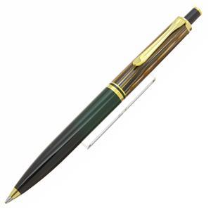 ボールペン スーベレーン K400 茶縞