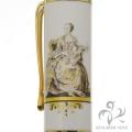 MONTBLANC モンブラン 万年筆 パトロンシリーズ ポンパドゥール侯爵夫人 リミテッドエディション888 M 4