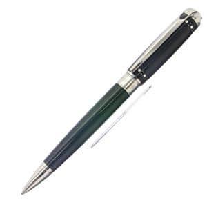 ボールペン ラインD M ダービー ブラックナチュラルラッカー/パラディウム