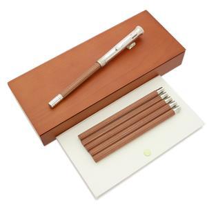 鉛筆 パーフェクトペンシル スターリングシルバー ブラウン