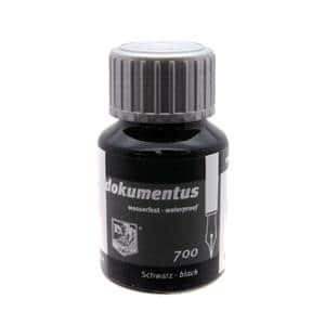 ボトルインク ドキュメントインクシリーズ ブラック 50ml [顔料インク]