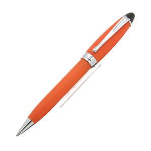 ボールペン イプシロン サテン オレンジ